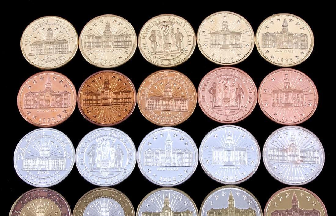 Buffalo Commemorative Dollar Coin Collection - 5