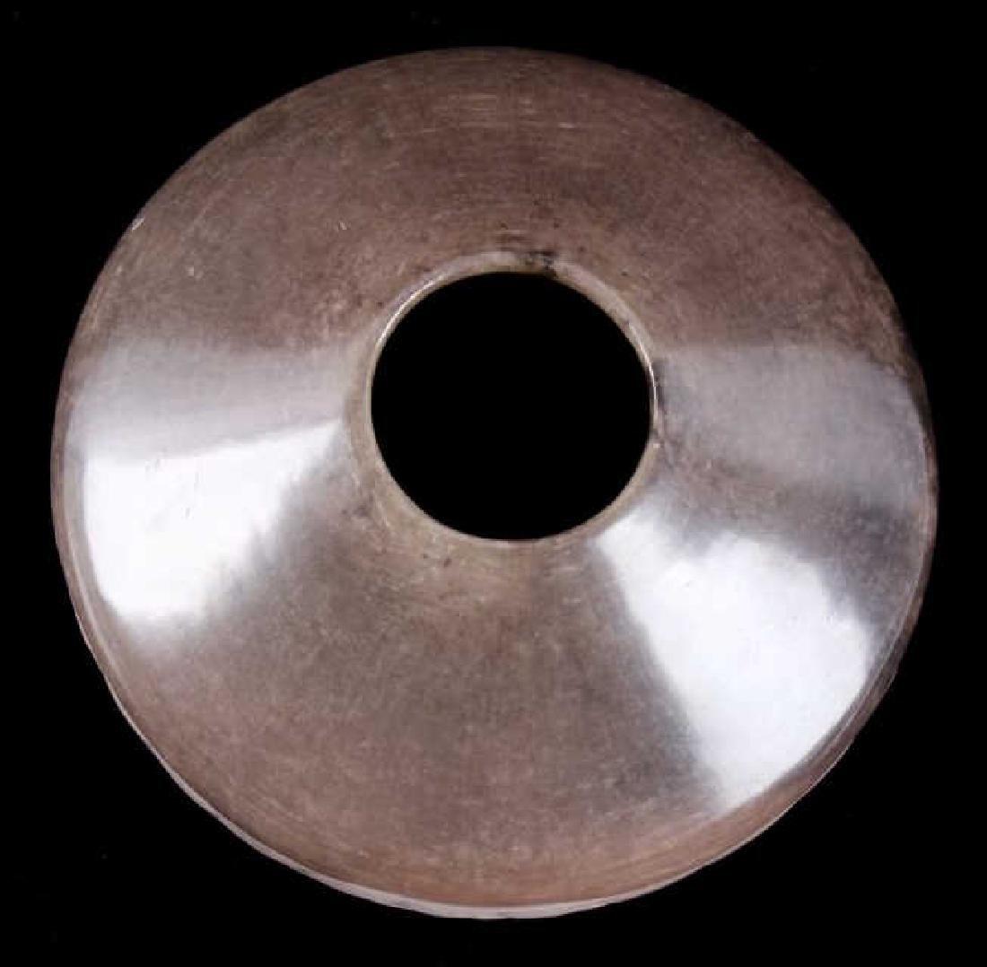 Melora Neaves Carved Terra Sigillata Pottery Vase - 2