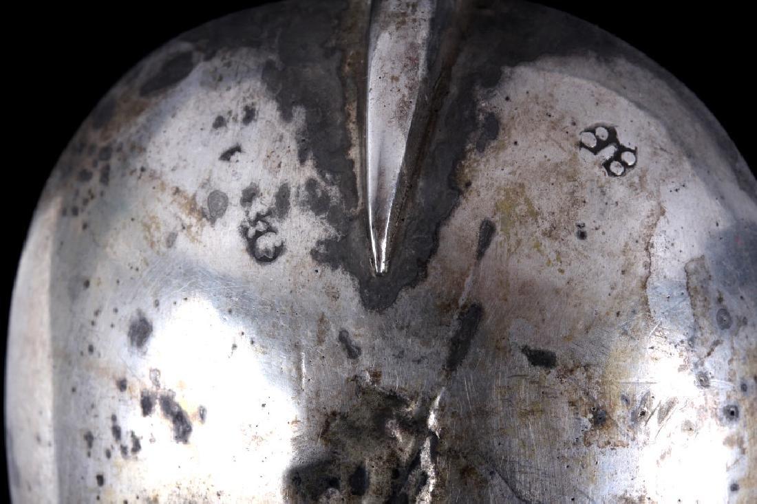 Silver Dutch Galleon Large Spoon 1907 - 10