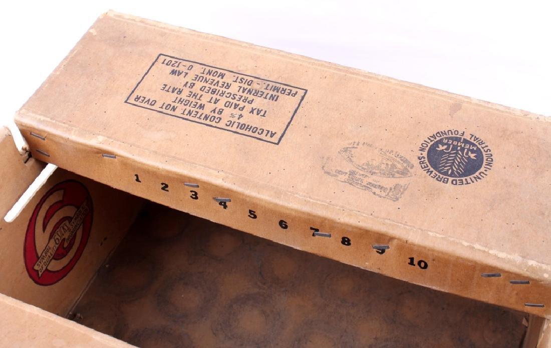 Highlander Beer Case And Six Pack Bottles - 10