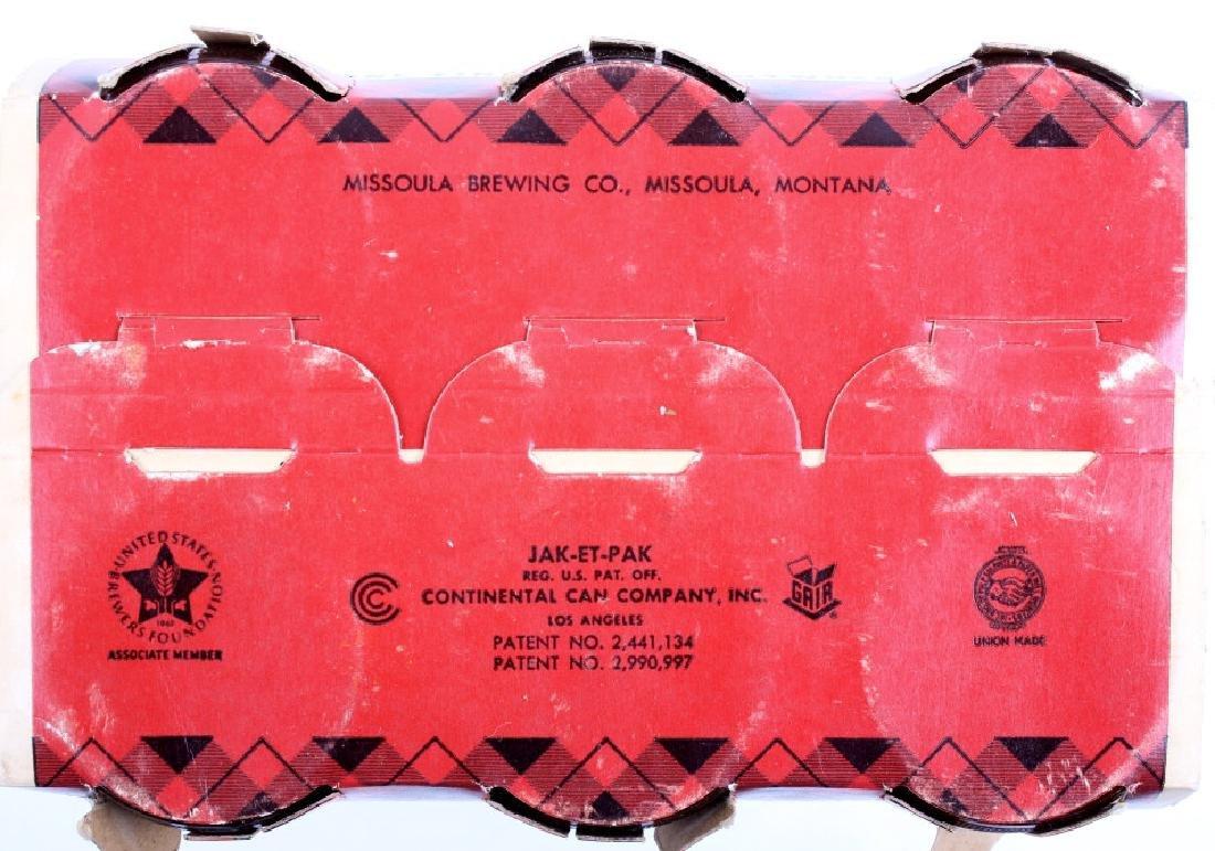 Highlander Beer Case And Six Pack Bottles - 18