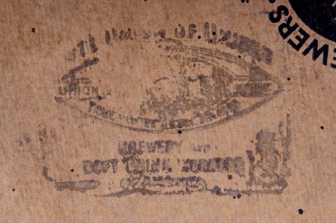 Highlander Beer Case And Six Pack Bottles - 7