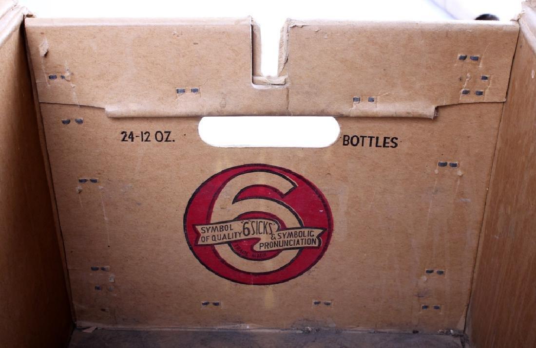 Highlander Beer Case And Six Pack Bottles - 9