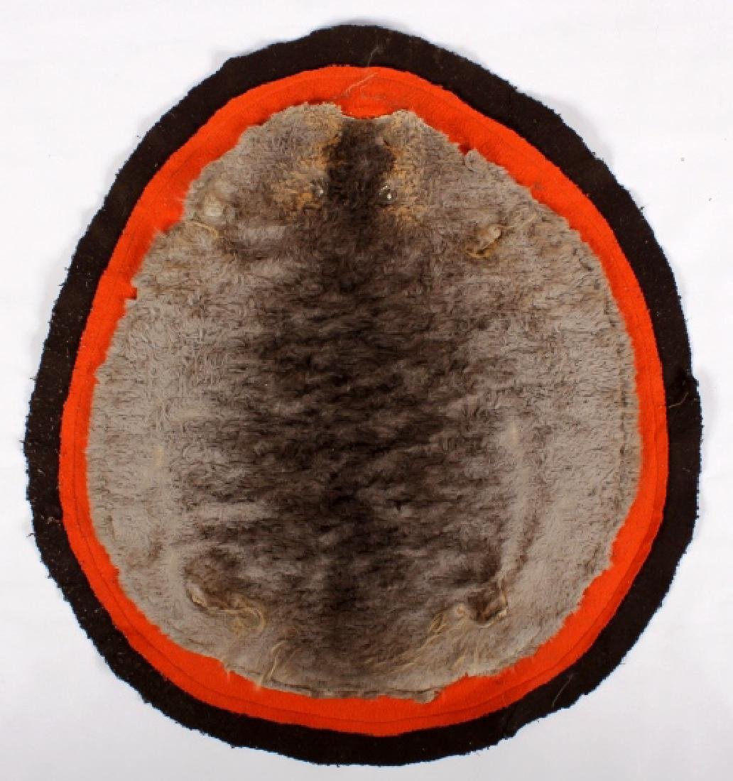 Beaver Rug And Possum/ Muskrat Hide Collection - 2