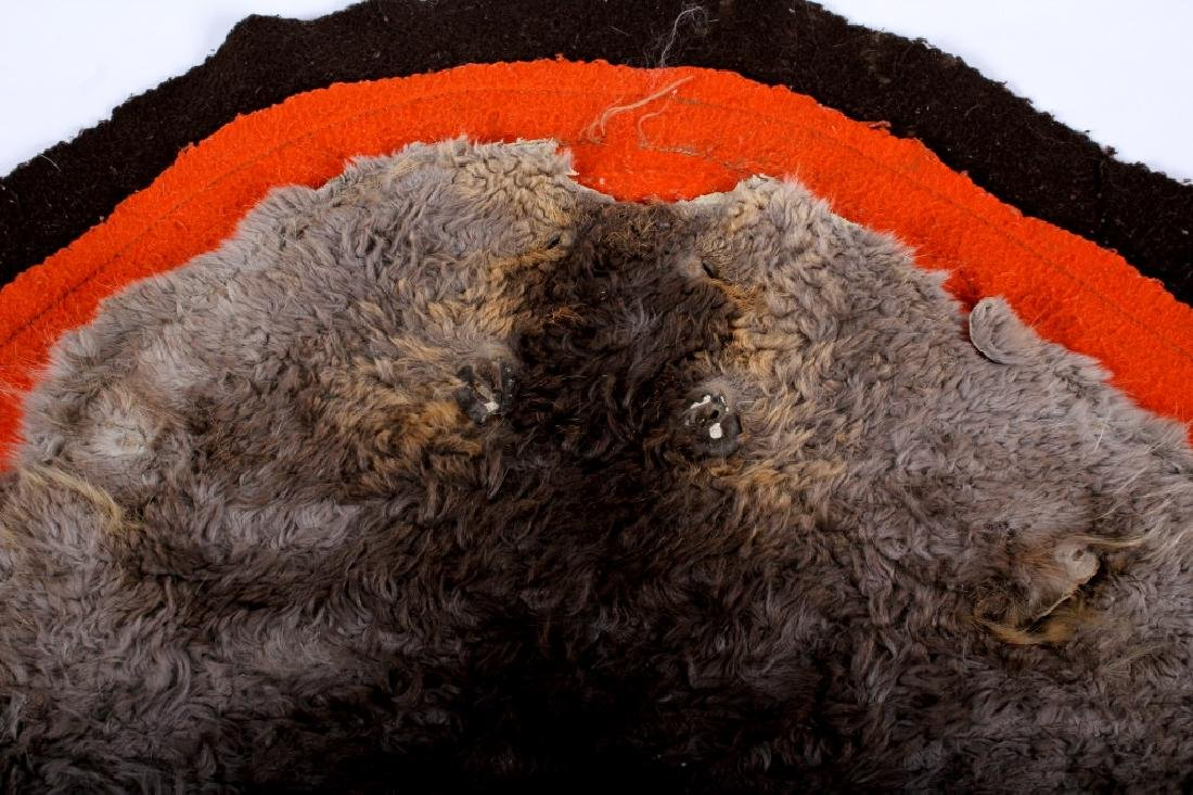 Beaver Rug And Possum/ Muskrat Hide Collection - 3