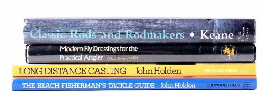 Collection Of Rare Fresh/ Saltwater Fishing Books - 2