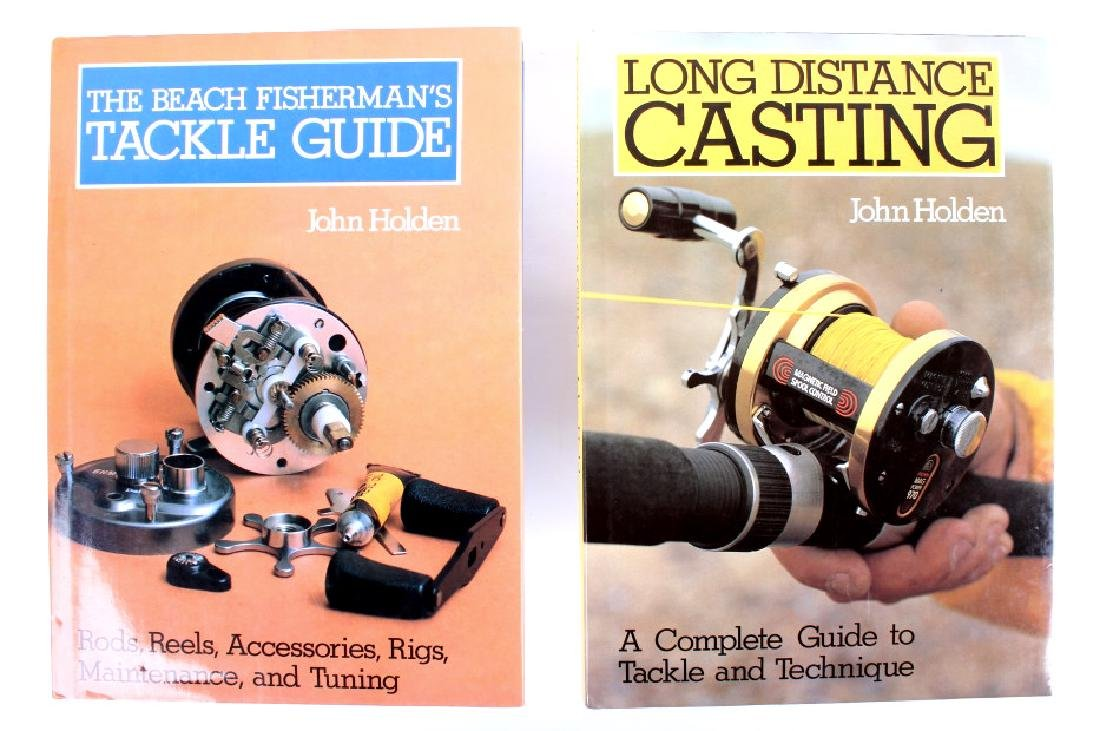 Collection Of Rare Fresh/ Saltwater Fishing Books - 3