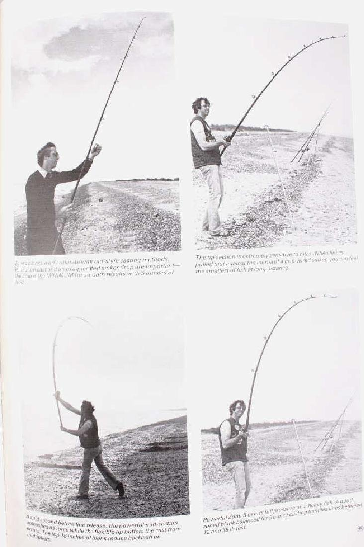 Collection Of Rare Fresh/ Saltwater Fishing Books - 7