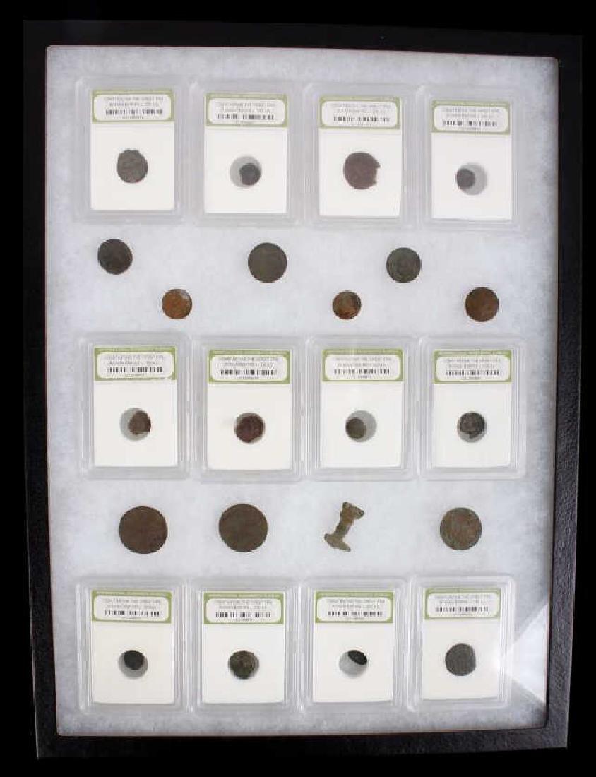 Roman Empire - Constantine the Great Era Coins - 13