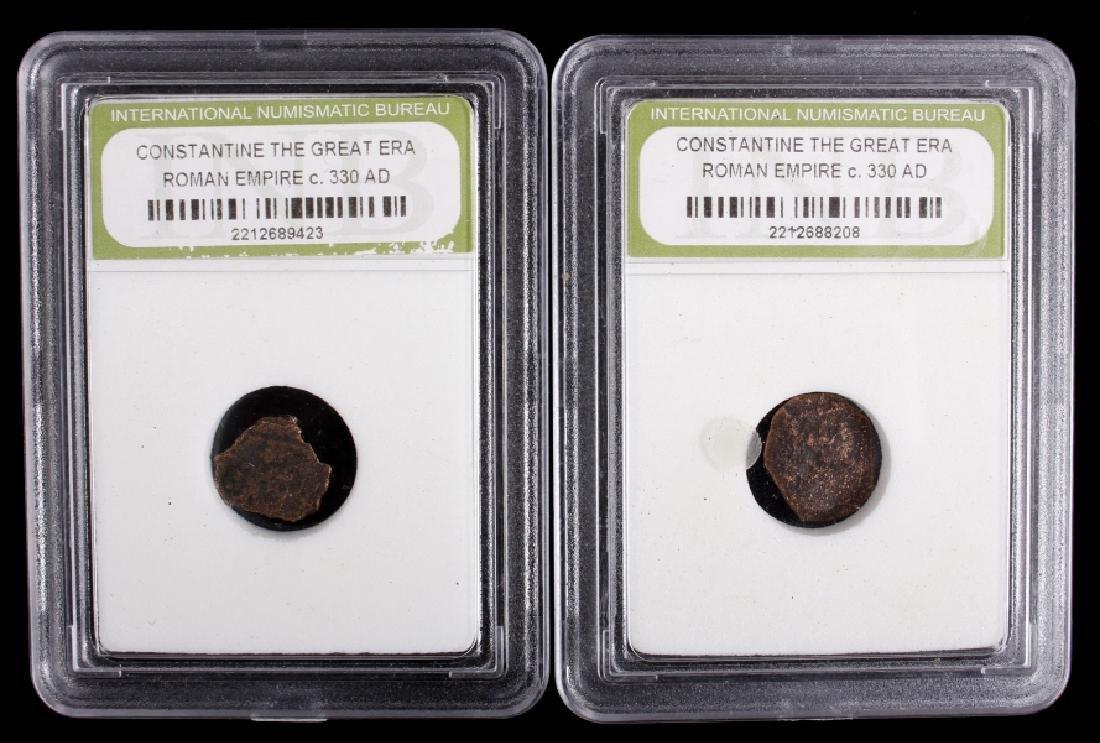 Roman Empire - Constantine the Great Era Coins - 3