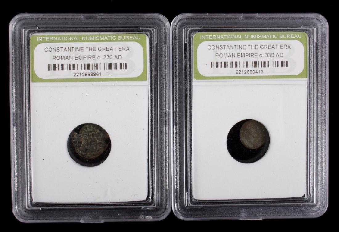 Roman Empire - Constantine the Great Era Coins - 7