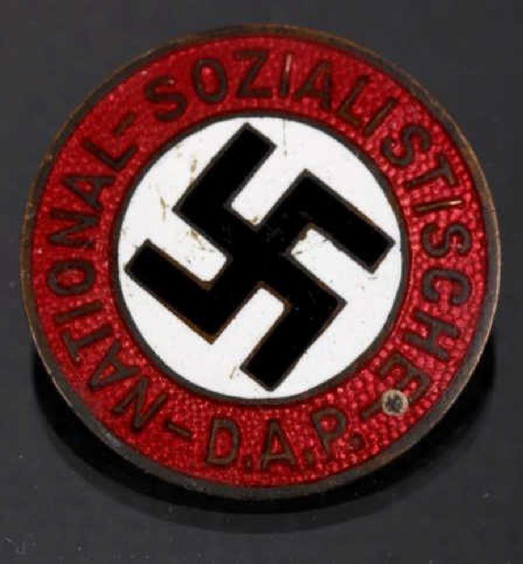 World War 2 German Nazi Party DAP Pin