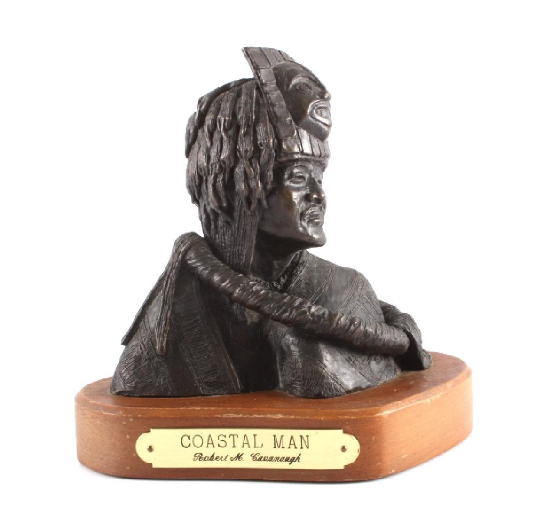 Robert Cavanaugh Original Bronze Sculpture