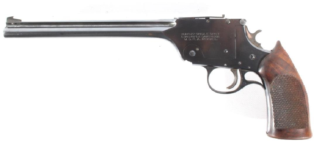 Harrington & Richardson U.S.R.A .22 LR Pistol