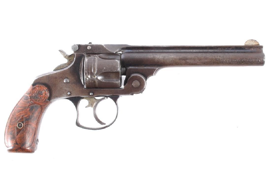 Smith & Wesson 2nd Model .38 DA Revolver c.1880-84