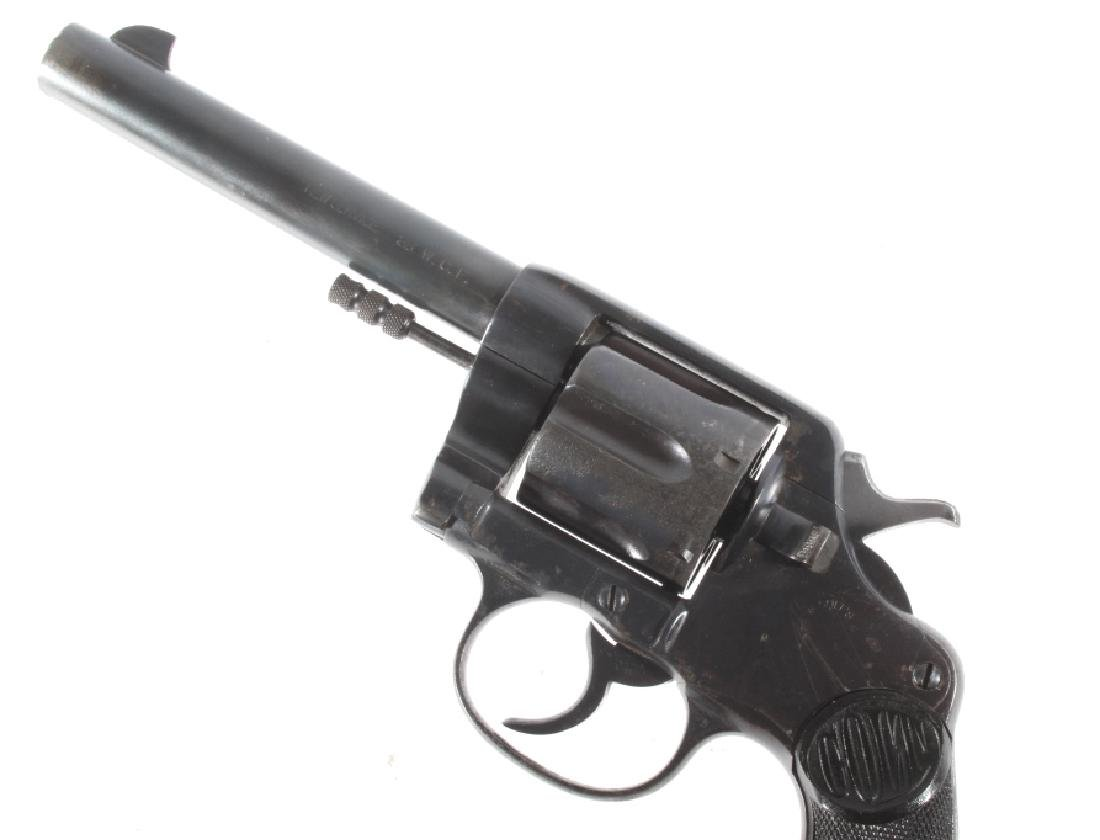 Early Colt New Service .38-40 Revolver 1905 - 13