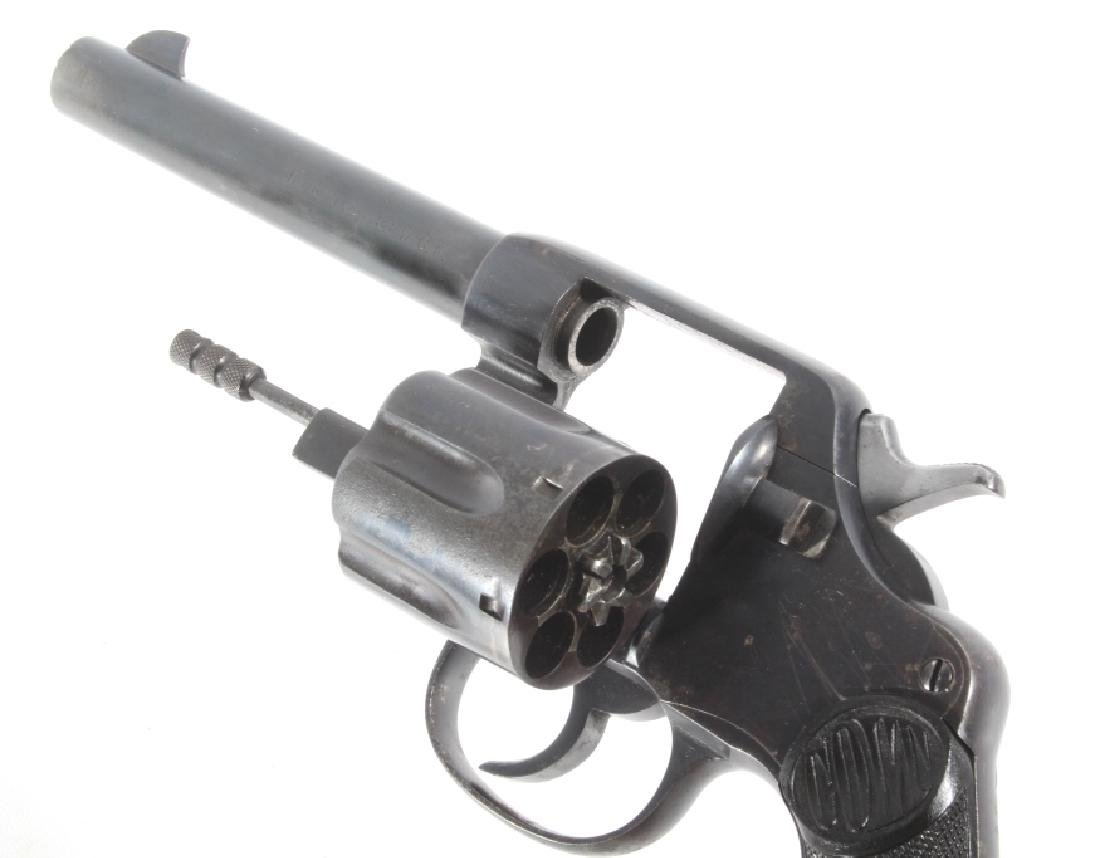 Early Colt New Service .38-40 Revolver 1905 - 16