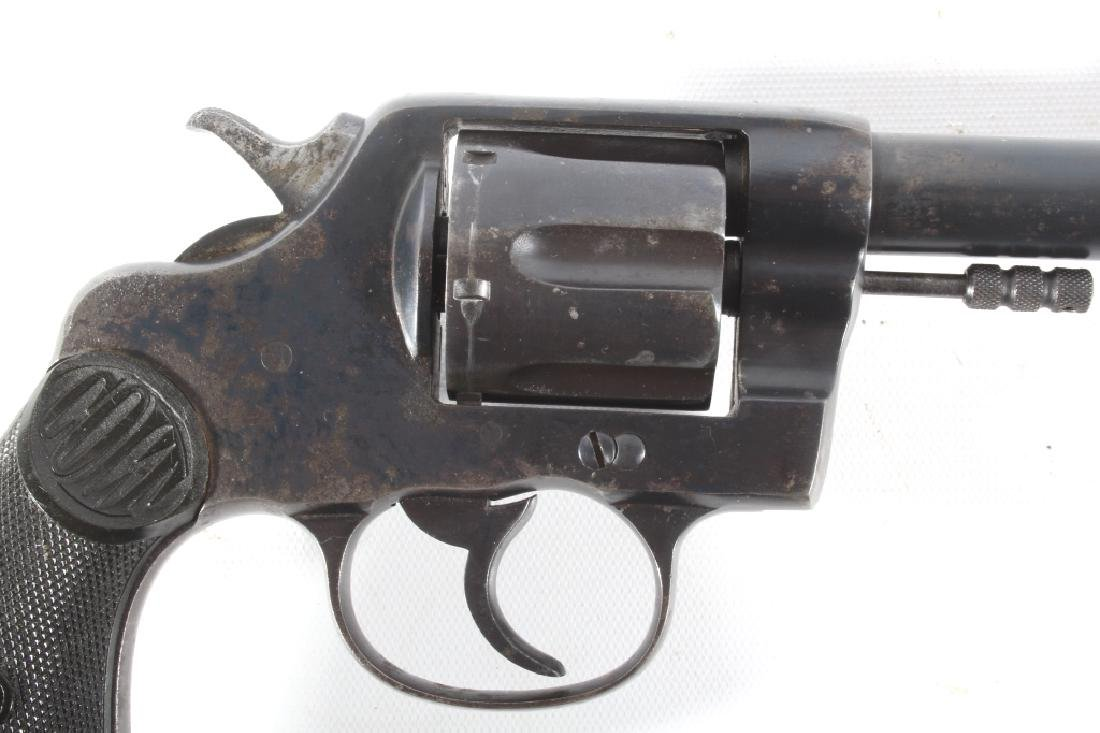 Early Colt New Service .38-40 Revolver 1905 - 3