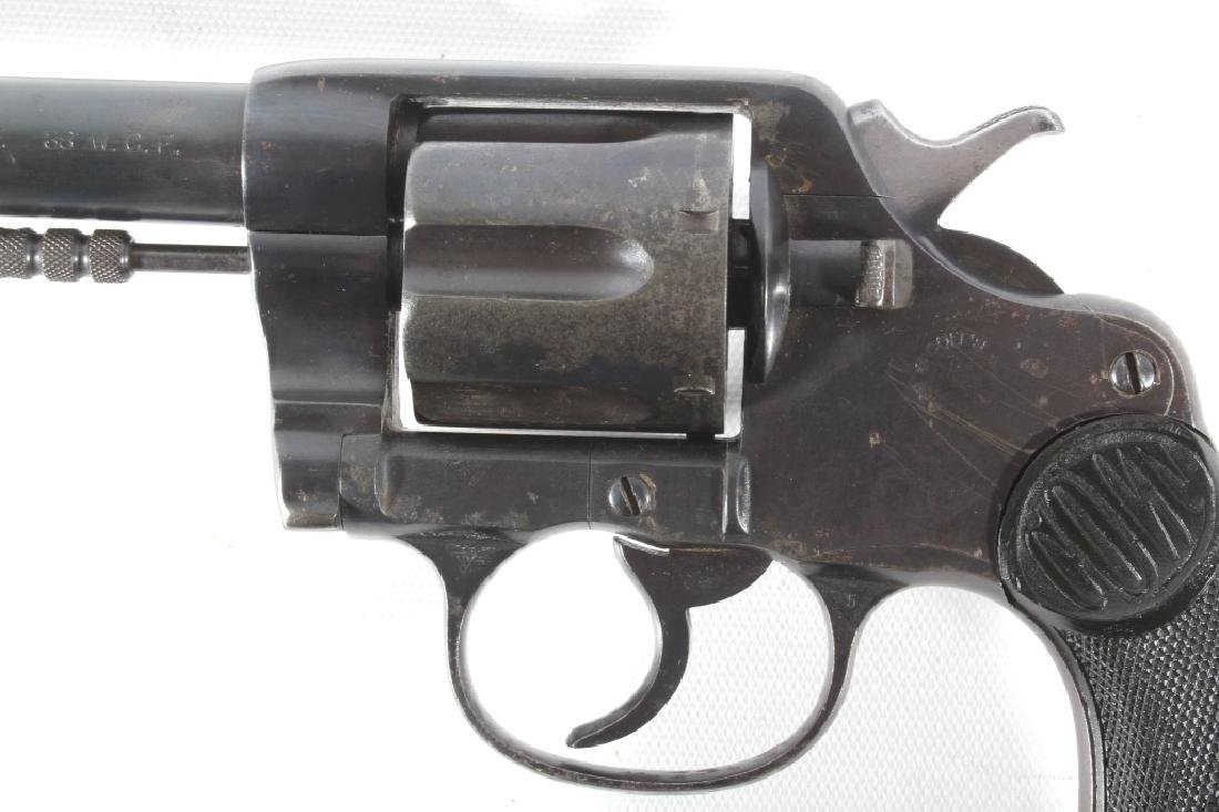 Early Colt New Service .38-40 Revolver 1905 - 8