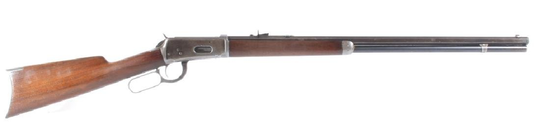 Winchester Model 1894 .38-55 Octagon Rifle 1905
