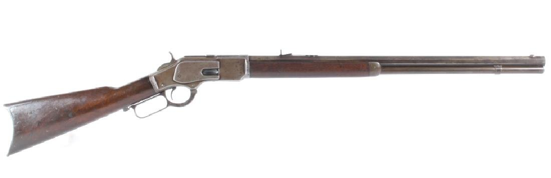 Winchester Model 1873 .44-40 Octagon Rifle 1886