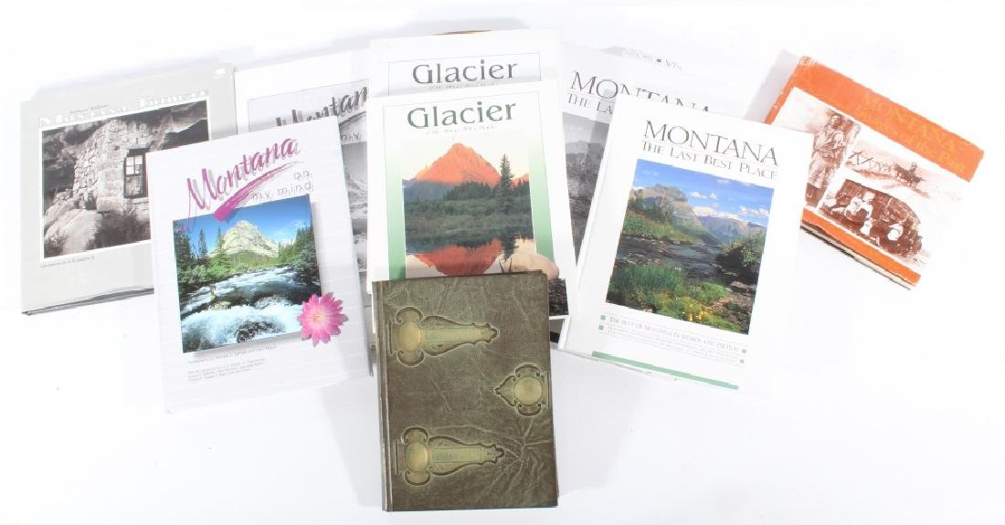 Early Montana Photography Book Collection