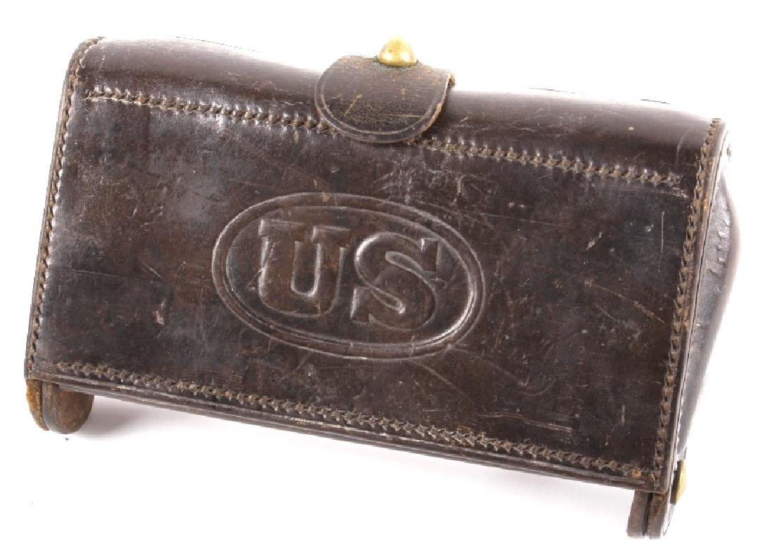 Original US Military McKeever 45-70 Cartridge Box