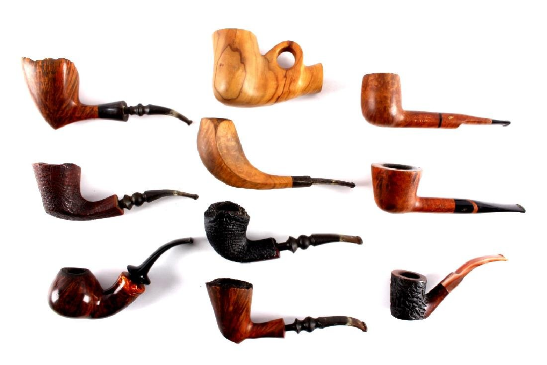 Tobacco Pipe Collection Denmark Italy & France