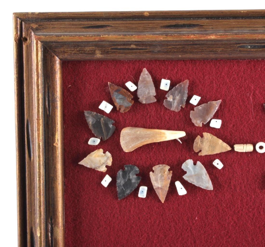 Native American Arrowhead Artifact Collection - 5