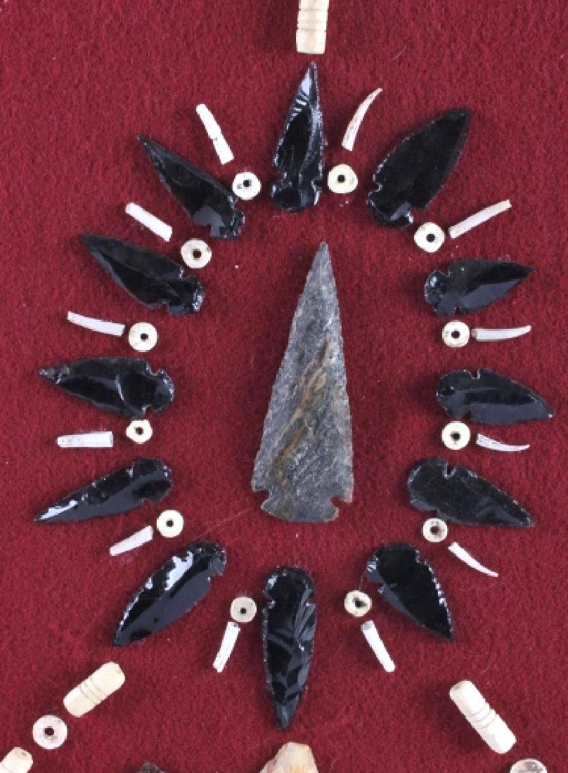 Native American Arrowhead Artifact Collection - 8