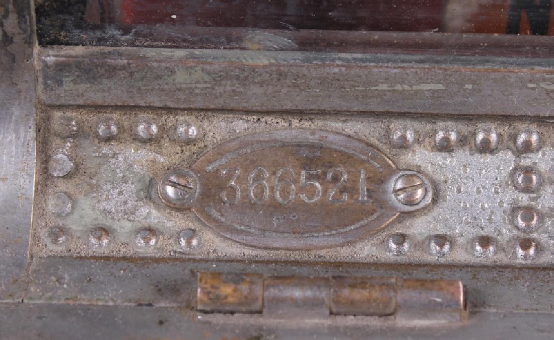 National Model 7 Brass Cash Register 1904 - 6