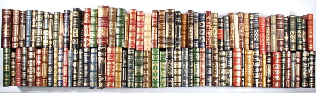 Franklin Library 100 Greatest Books of All Time