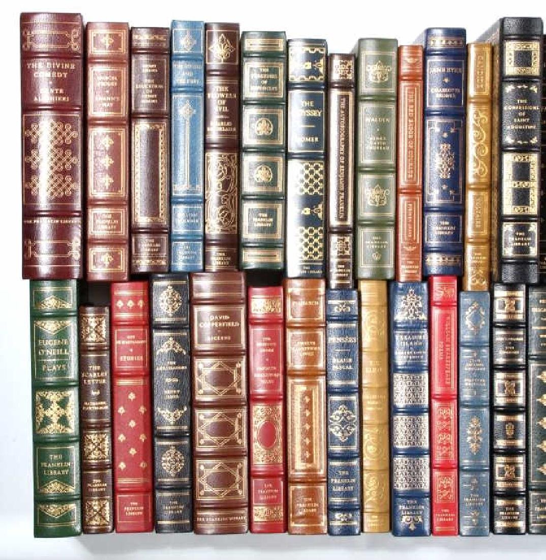 Franklin Library 100 Greatest Books of All Time - 7