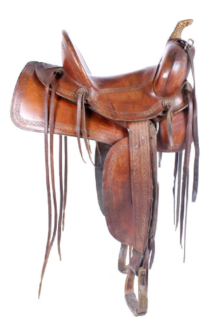 George Lawrence Saddle Portland, Oregon circa 1900 - 2