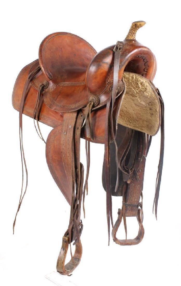 George Lawrence Saddle Portland, Oregon circa 1900 - 3