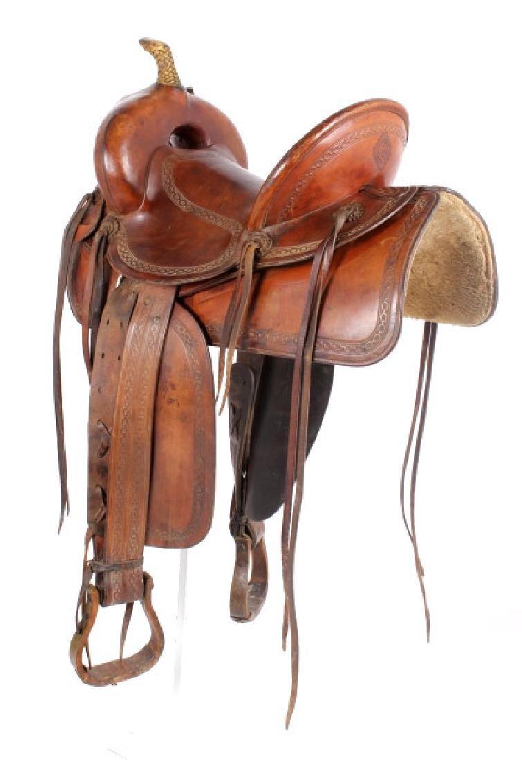 George Lawrence Saddle Portland, Oregon circa 1900 - 4