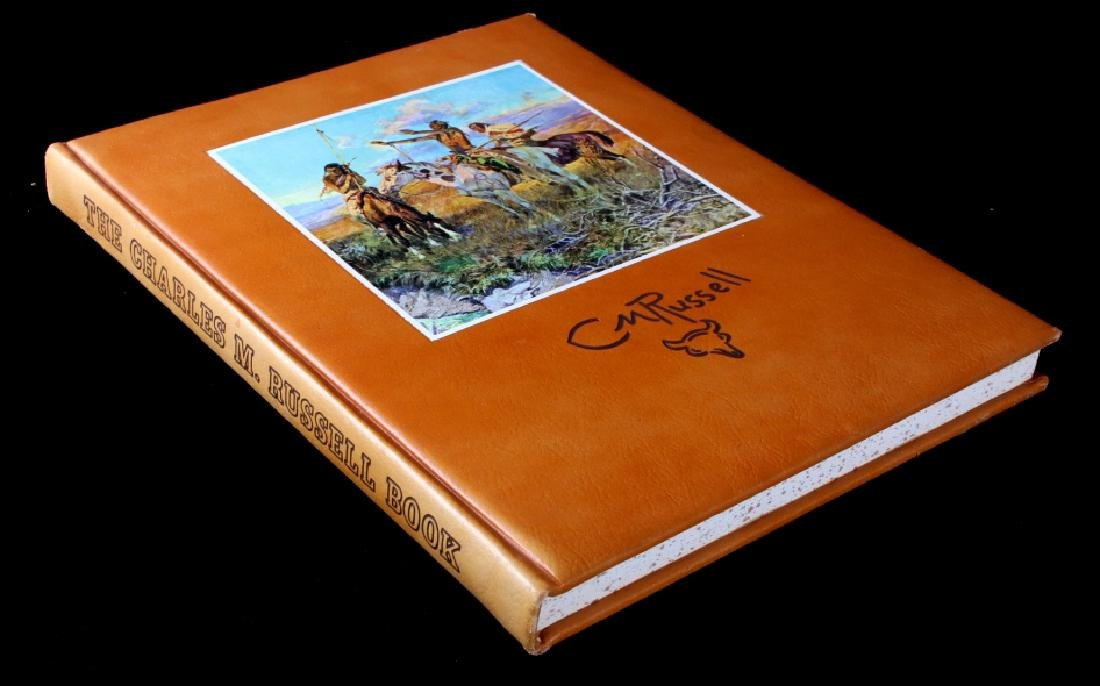 Leather Bound Edition of The Charlie Russell Book - 15