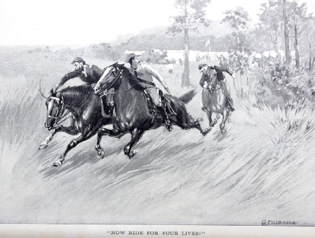Last of the Great Scouts Buffalo Bill 1st Ed. 1899 - 12