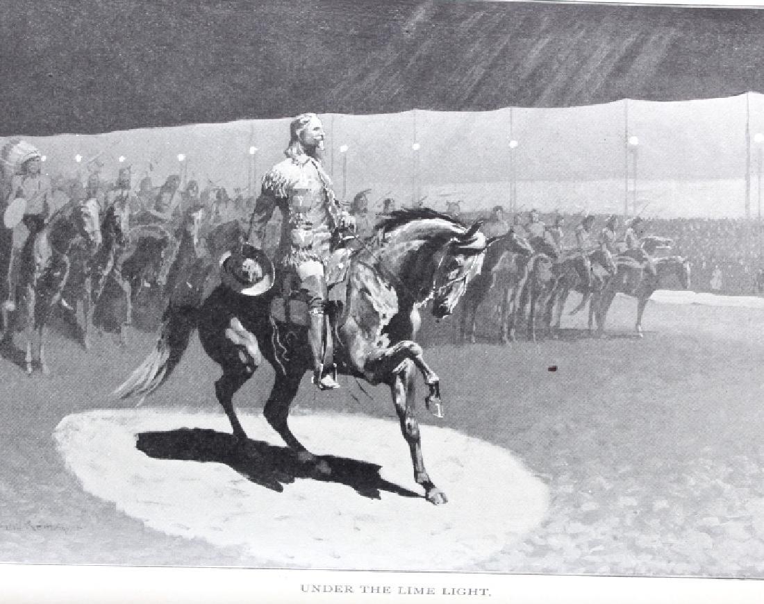 Last of the Great Scouts Buffalo Bill 1st Ed. 1899 - 14