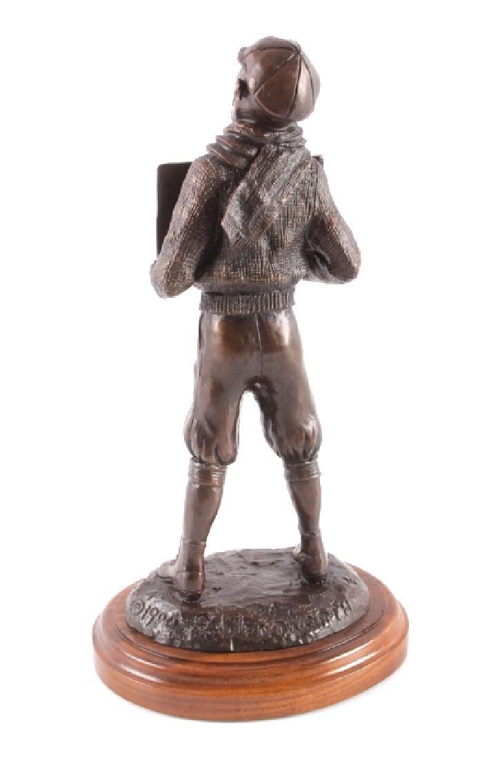 Original G.C. Wentworth Bronze Sculpture - 10