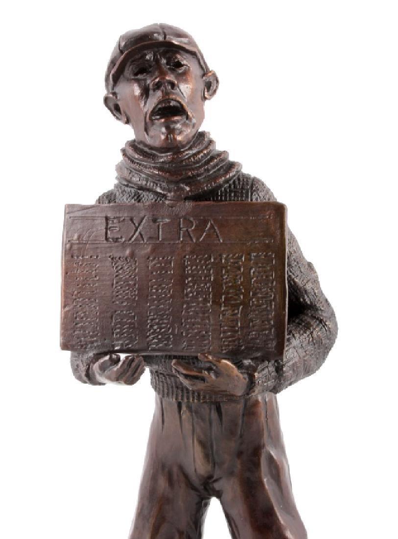 Original G.C. Wentworth Bronze Sculpture - 2