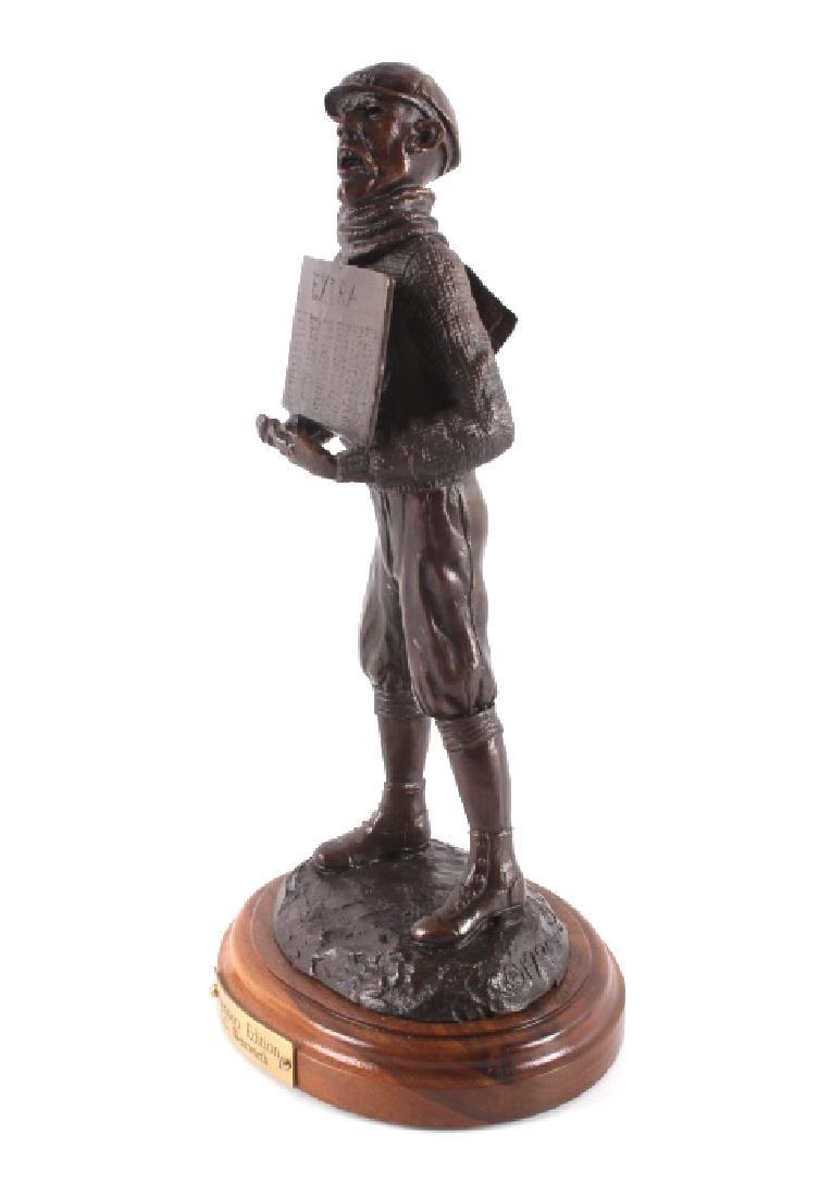 Original G.C. Wentworth Bronze Sculpture - 3