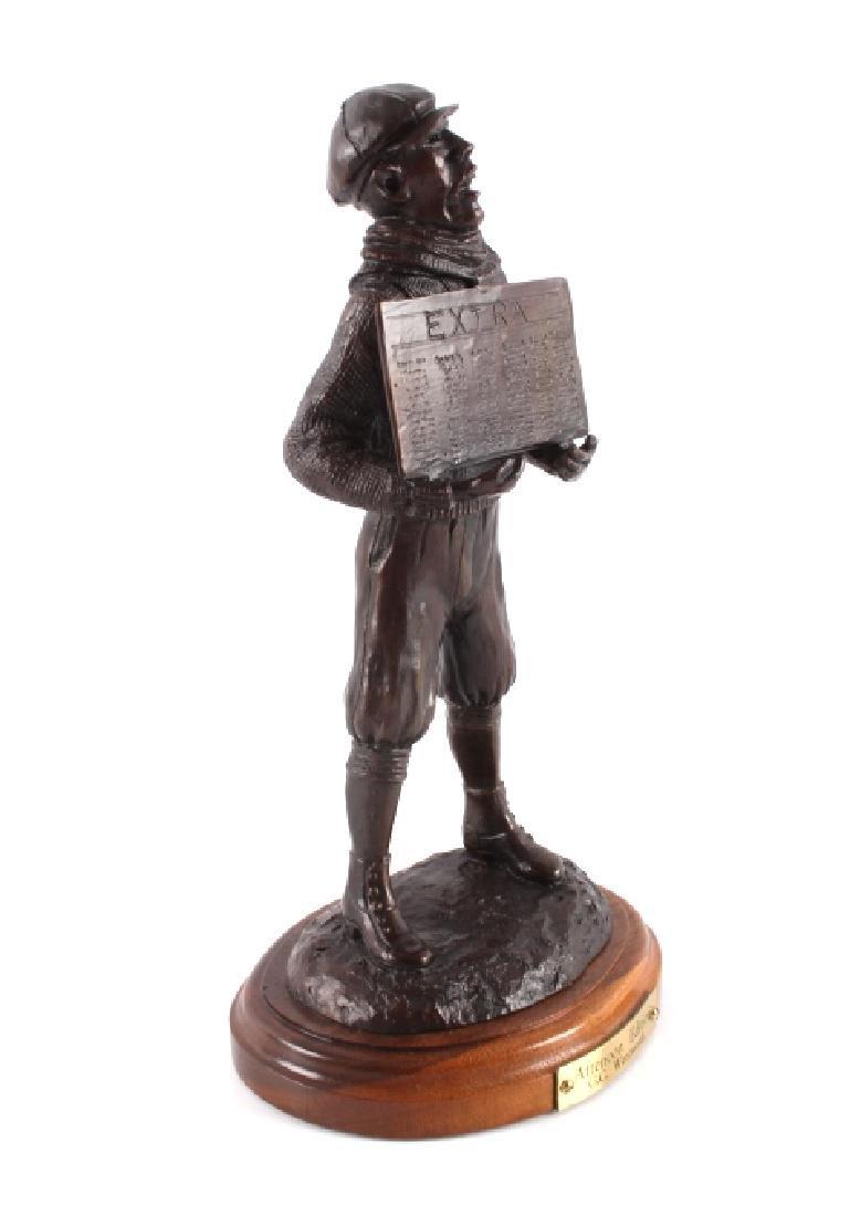 Original G.C. Wentworth Bronze Sculpture - 4