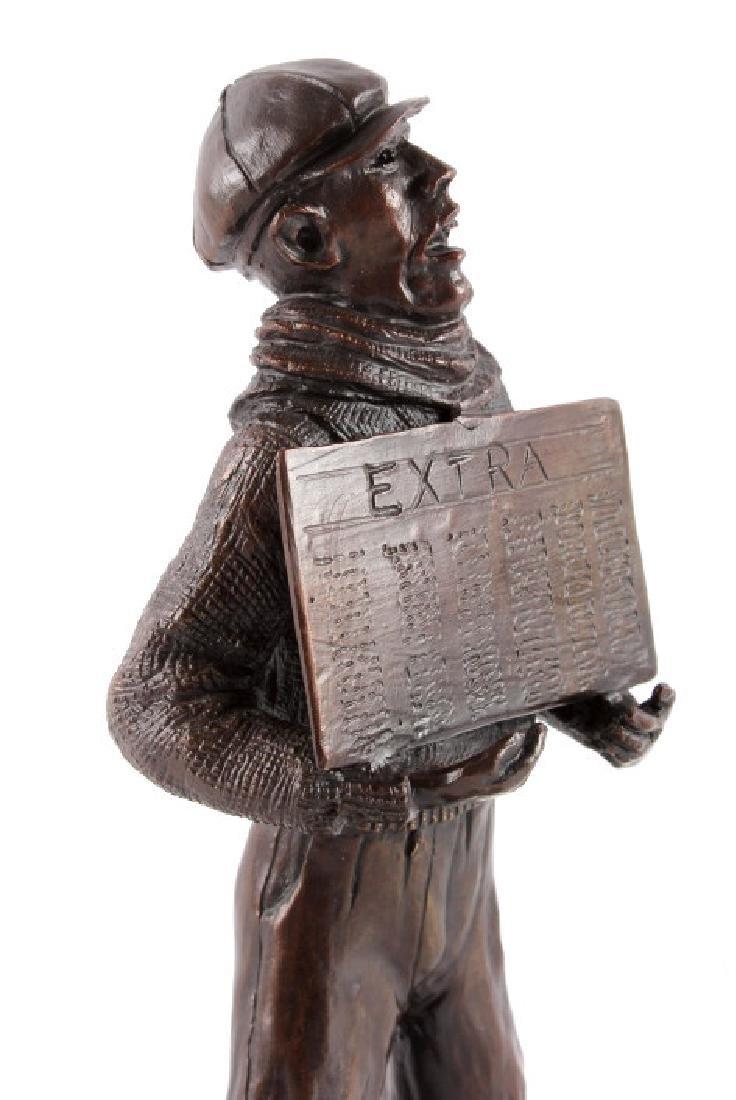Original G.C. Wentworth Bronze Sculpture - 5