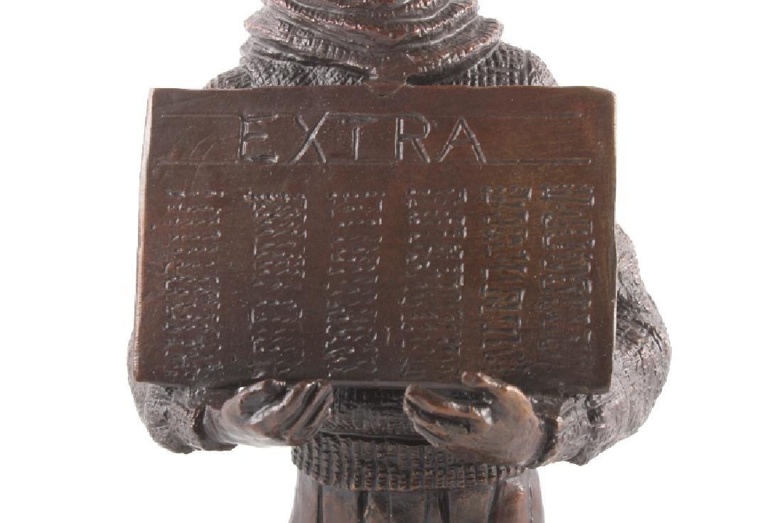 Original G.C. Wentworth Bronze Sculpture - 6
