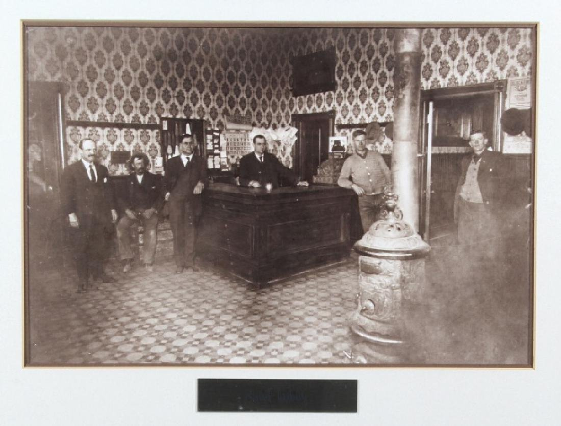 Montana Hotel Photograph Collection Early 1900's- - 5