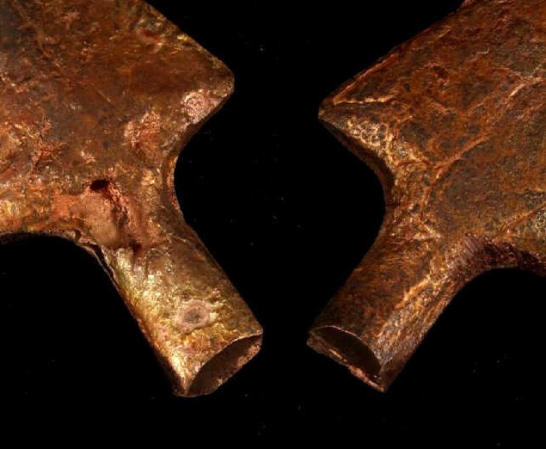 Anaconda Copper Mining Company Cast Arrowheads - 4