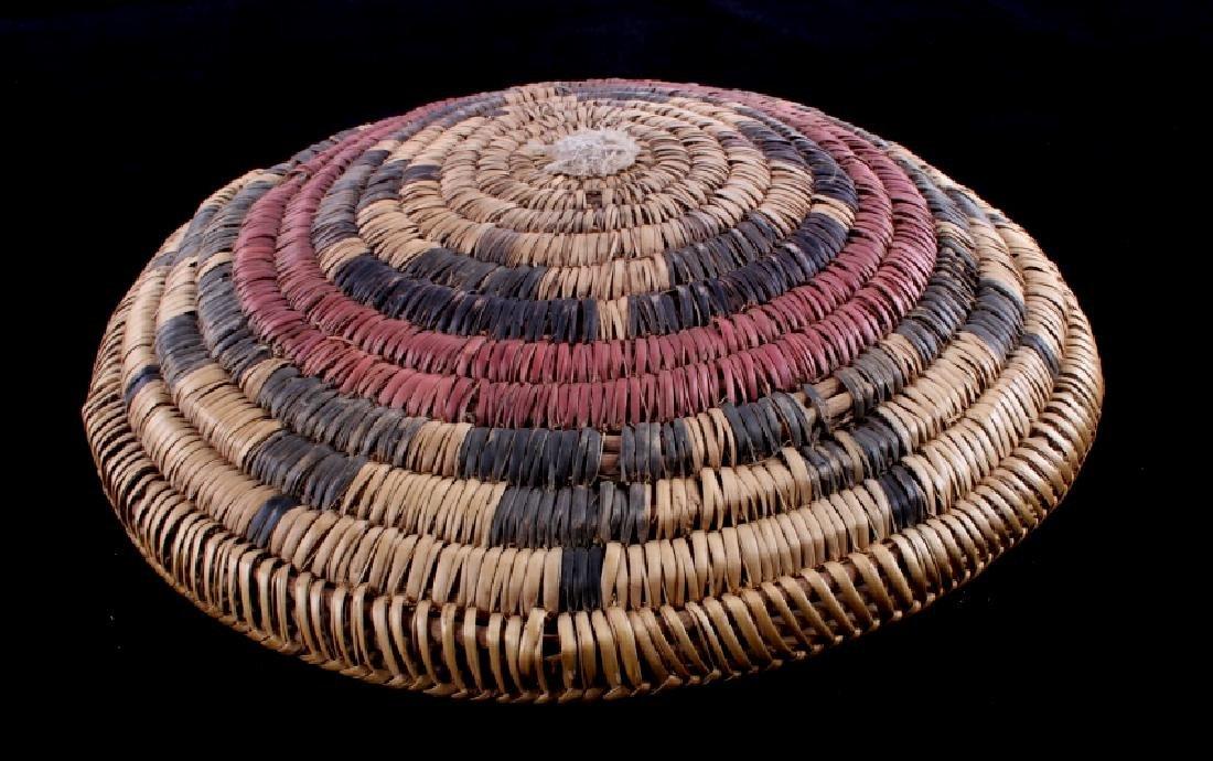 Navajo Coil Wedding Basket, Circa. 1930 - 7
