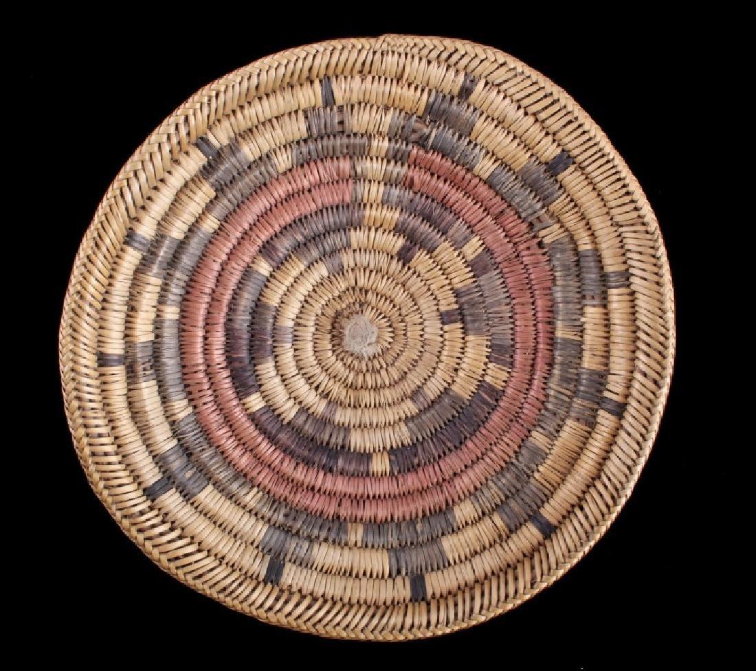 Navajo Coil Wedding Basket, Circa. 1930 - 8