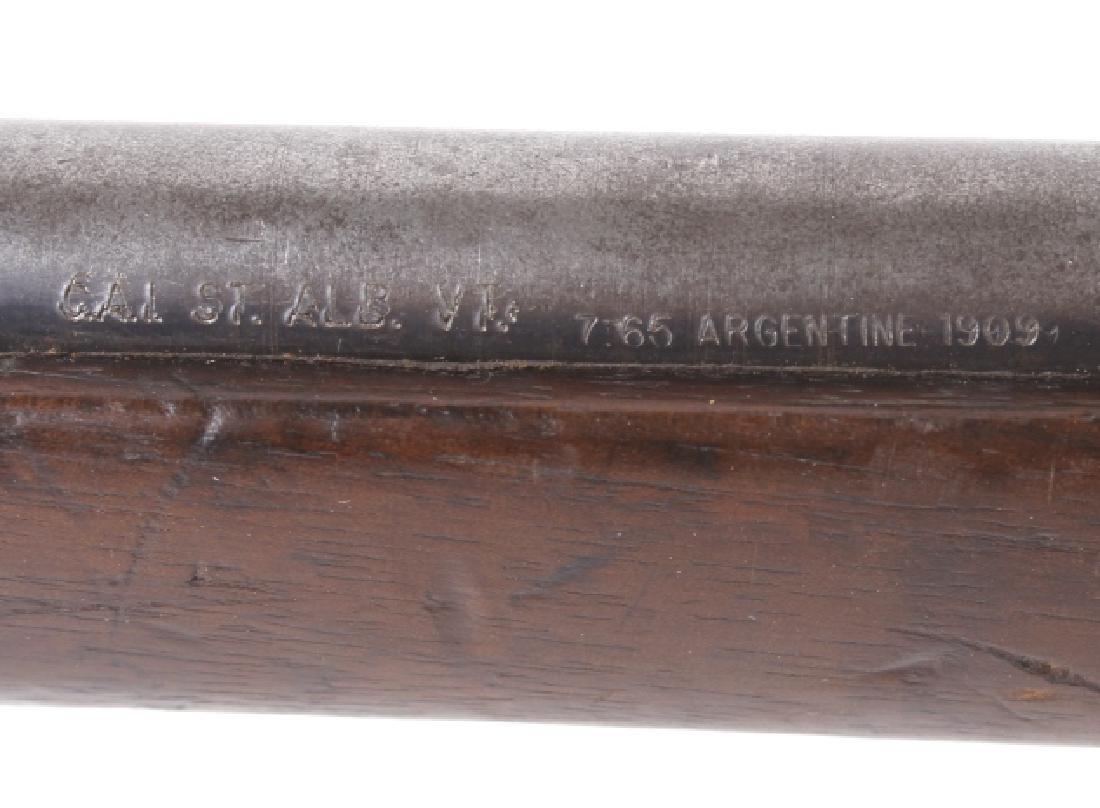 Sistema 1909 Argentinean Mauser Carbine 7.65x53mm - 7